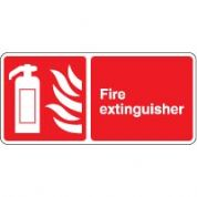Fire safety sign - Fire Extinguisher 059